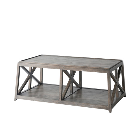 Theodore Alexander - Laidley Cocktail Table - 5100-192
