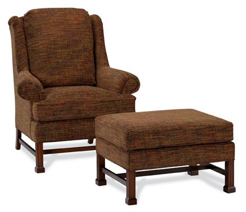 Thomasville Furniture - Jamison Ottoman - 1073-16