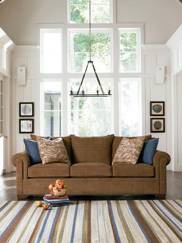 Thomasville Furniture - Fremont Sofa - 1658-11