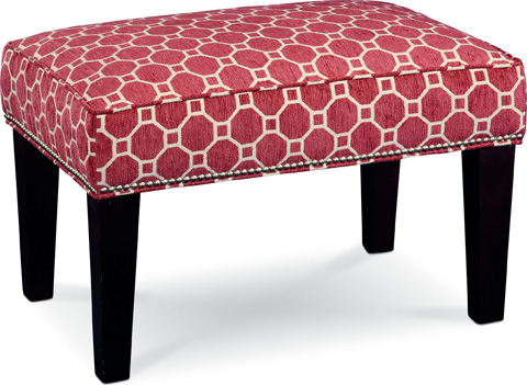 Thomasville Furniture - Cambria Tapered Leg Bench - 1876-18N1