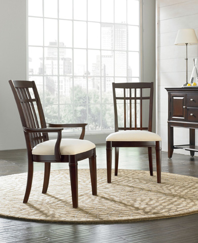 Thomasville Furniture - Bridges 2.0 Arm Chair - 40422-822