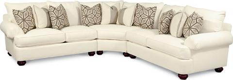 Thomasville Furniture - Portofino Sectional - 8104-SECT