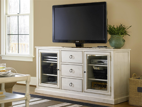 Universal Furniture - Entertainment Console Cabinet - 987968