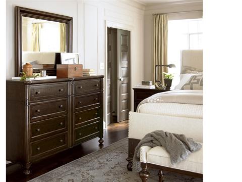 Universal Furniture - Proximity Landscape Mirror - 35604M