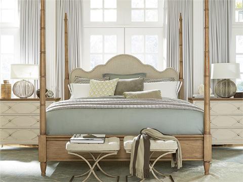 Universal Furniture - Moderne Muse Bedside Chest - 414360