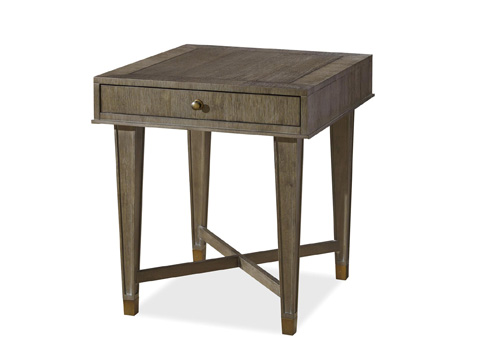 Universal Furniture - Playlist Drawer End Table - 507802