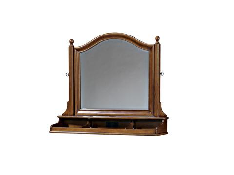 Universal - Smart Stuff - Classics 4.0 Brown Dressing Chest with Tilt Mirror - 1311004/1311033