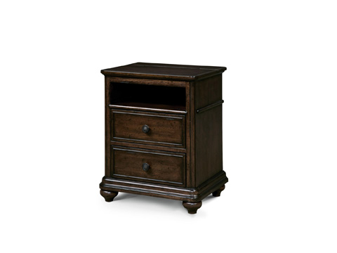 Universal - Smart Stuff - Paula Deen Guys Two Drawer Nightstand - 2391080