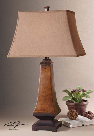 Uttermost Company - Caldara Rustic Table Lamp - 26254