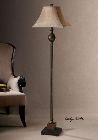 Uttermost Company - Villaga Rust Brown Table Lamp - 28721