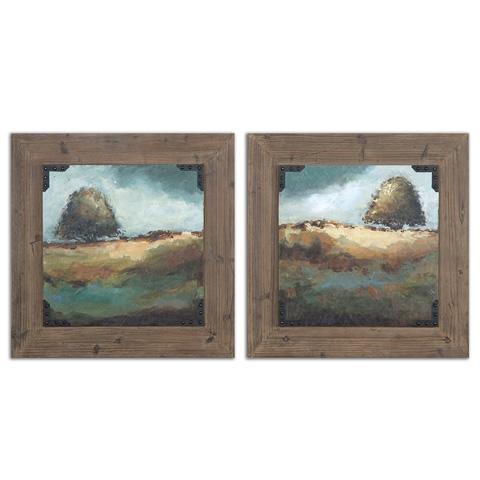 Uttermost Company - Trees of Love Framed Art - 41508