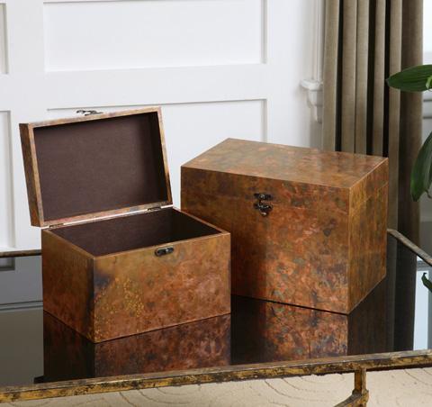 Uttermost Company - Ambrosia Boxes - 19827