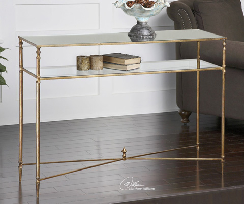 Uttermost Company - Henzler Console Table - 24278
