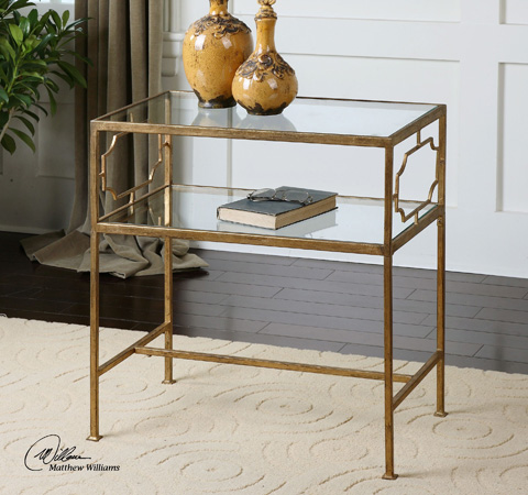 Uttermost Company - Genell Side Table - 24335