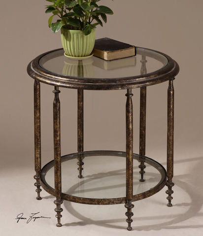 Uttermost Company - Leilani Accent Table - 26011