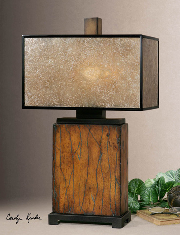 Uttermost Company - Sitka Table Lamp - 26757-1