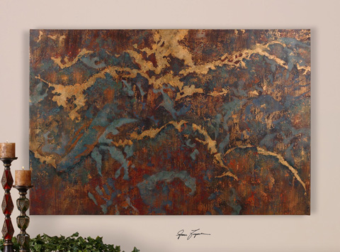 Uttermost Company - Stormy Night Wall Art - 32182