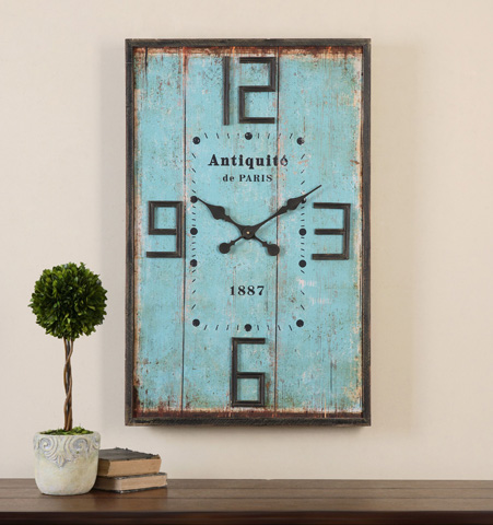 Uttermost Company - Antiquite Clock - 06425