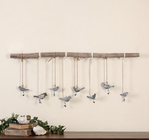 Uttermost Company - Birds On A Branch Wall Décor - 13885