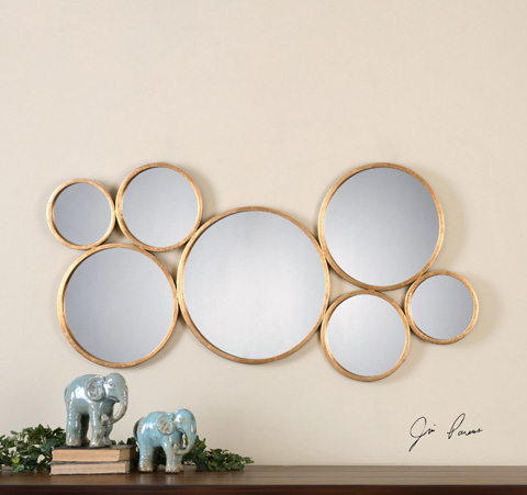 Uttermost Company - Kanna Mirror - 13934