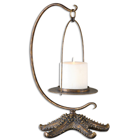 Uttermost Company - Starfish Candleholder - 19934