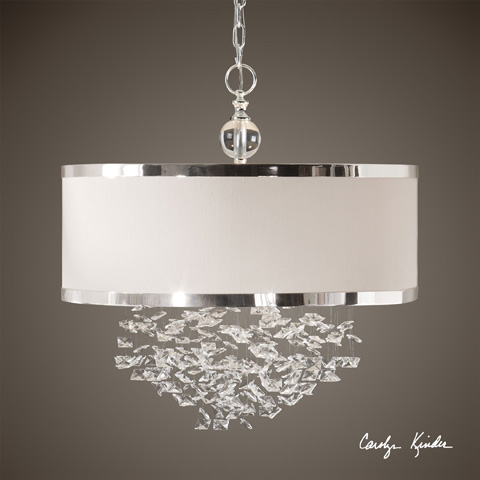 Uttermost Company - Fascination Hanging Shade - 21908