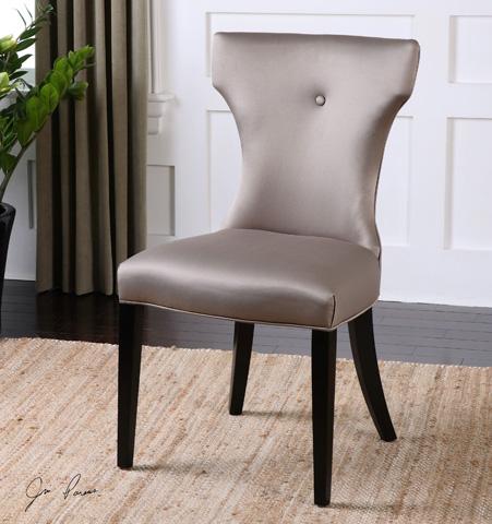 Uttermost Company - Wynter Armless Chair - 23198