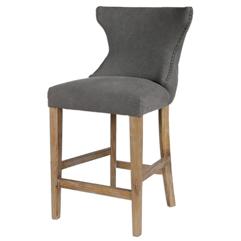 Uttermost Company - Gamlin Counter Stool - 23244