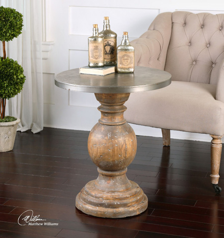 Uttermost Company - Blythe Accent Table - 24491