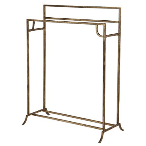 Uttermost Company - Perico Towel Stand - 24544