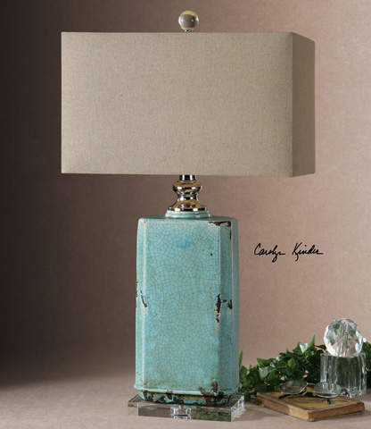 Uttermost Company - Adalbern Table Lamp - 26162-1