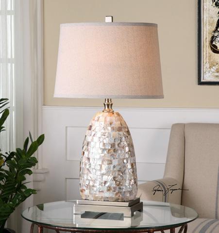 Uttermost Company - Capurso Table Lamp - 26505