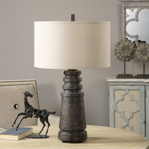 Uttermost Company - Topeka Table Lamp - 27034-1