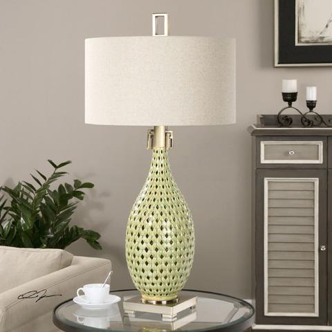 Uttermost Company - Chamoru Table Lamp - 27082-1