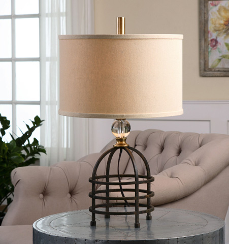 Uttermost Company - Ladonia Table Lamp - 29183-1