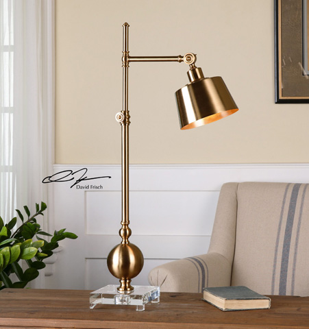 Uttermost Company - Laton Task Table Lamp - 29982-1