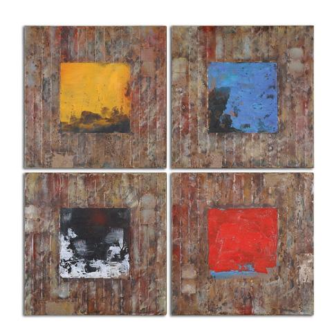 Uttermost Company - Primary Blocks Art - 31303