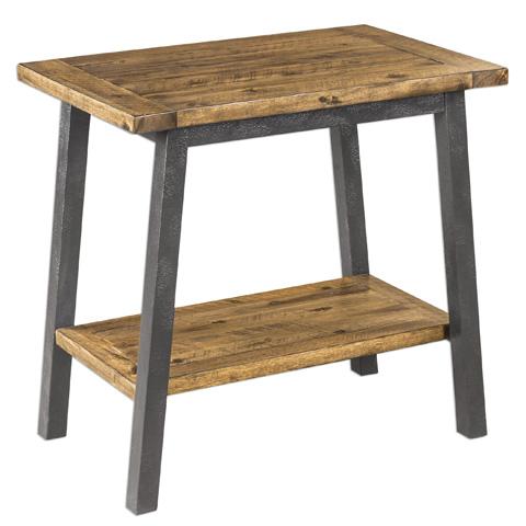 Uttermost Company - Ruslan Side Table - 25908