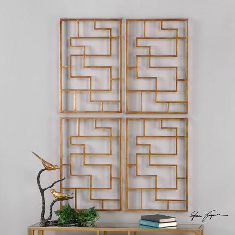 Uttermost Company - Quaid Wall Decor - 04032