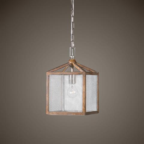 Uttermost Company - Nashua One Light Mini Pendant - 22080