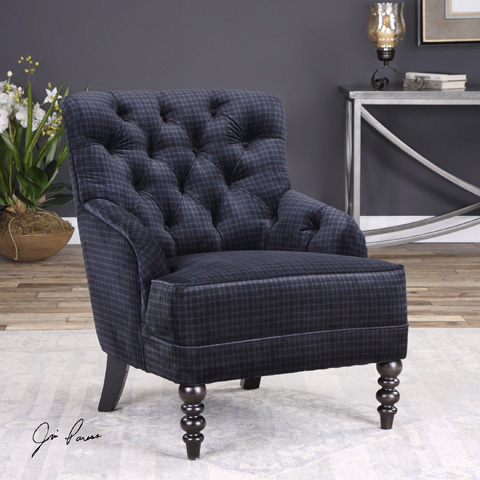 Uttermost Company - Mahoney Accent Chair - 23287