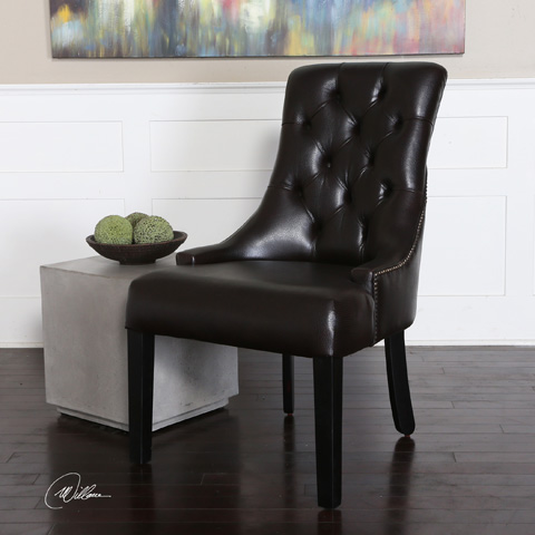 Uttermost Company - Chatten Accent Chair - 23802