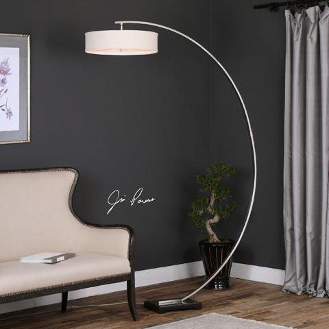 Uttermost Company - Tagus Floor Lamp - 28079-1