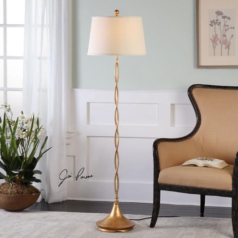 Uttermost Company - Elica Floor Lamp - 28081