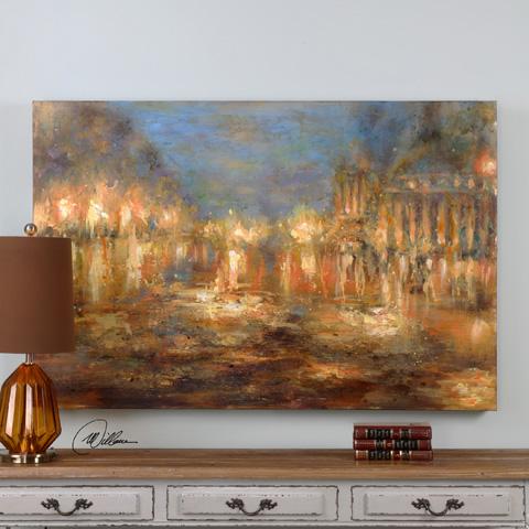 Uttermost Company - Lights Of The City Art - 31316