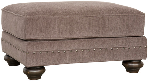 Vanguard Furniture - Kilgore Ottoman - V263-OT