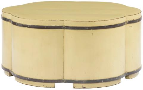 Vanguard Furniture - McIver Cocktail Ottoman - P431OT-CU
