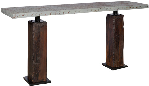 Vanguard Furniture - Belk Console Table - P458S-BW