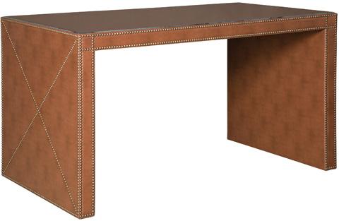 Vanguard Furniture - Gaston Upholstered Desk - V118-DK