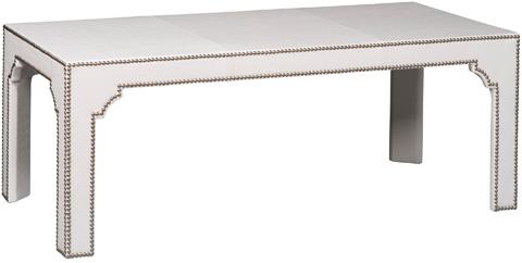 Vanguard Furniture - Bingham Upholstered Table - V126C-UT